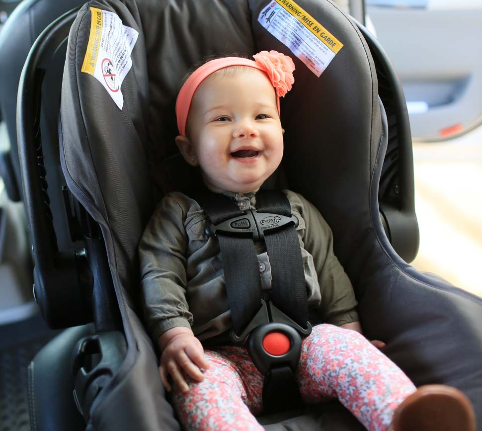 Installing your car seat correctly