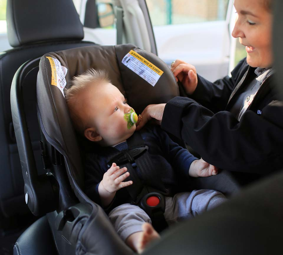 Car seats donated to families in need…and counting.