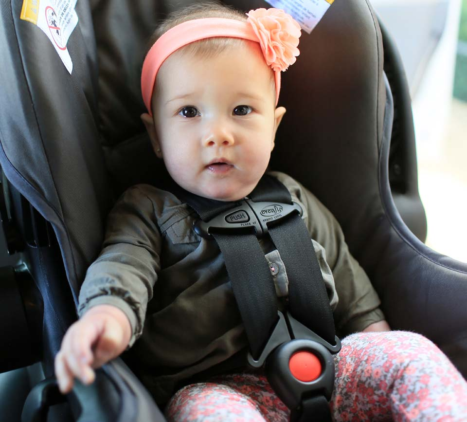 Car seat recalls and laws